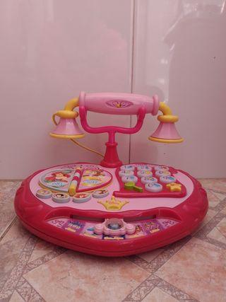 teléfono princesa