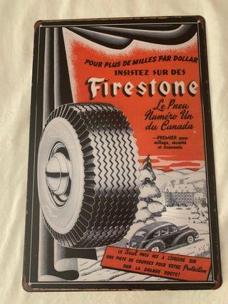 Publicidad FIRESTONE