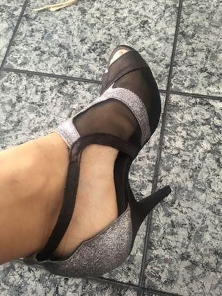 Zapatos de baile de salón T -7.5