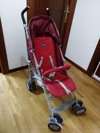 silla de paseo Chicco.