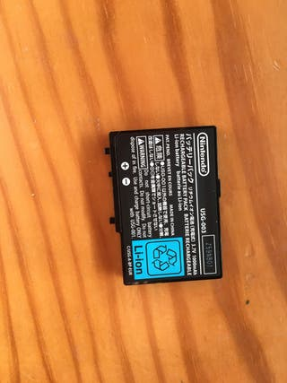Batería original Nintendo ds lite