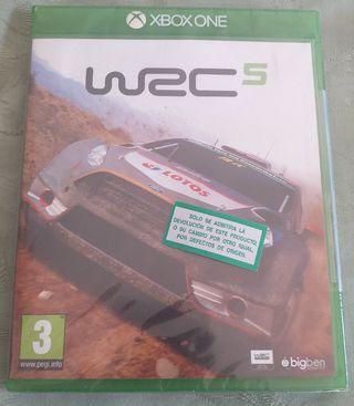 WRC 5 World Rally Championship XBOX One
