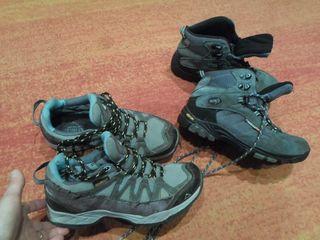 zapatillas montaña mckinley y regalo botas altus