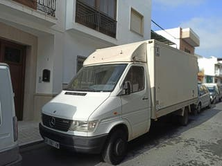 Mercedes-Benz Sprinter 2000