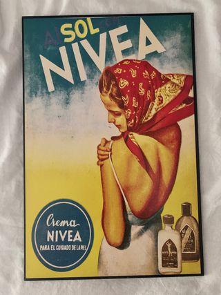 Antigua publicidad Nivea