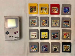 PACK GAME BOY CLASSIC