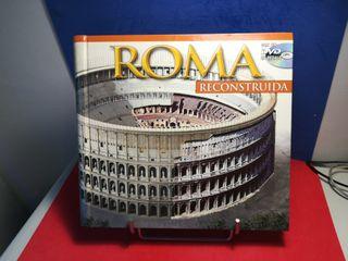 Roma reconstruida/ Libro + DVD