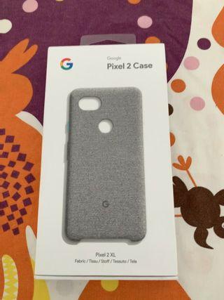 Funda Google pixel XL2 nueva