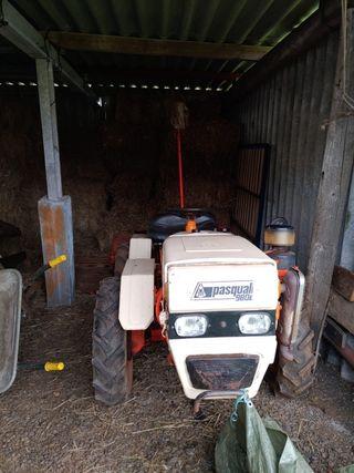 Tractor Pasquali Rígido