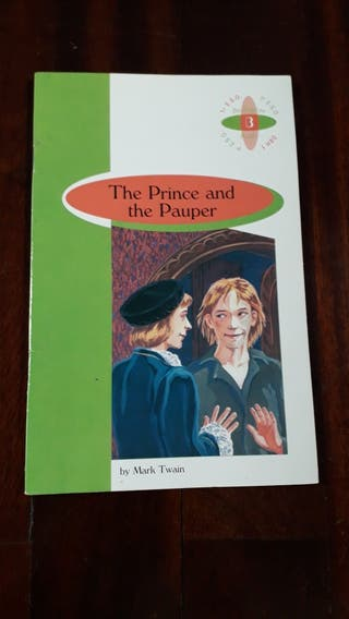libro en inglés the prince and the pauper