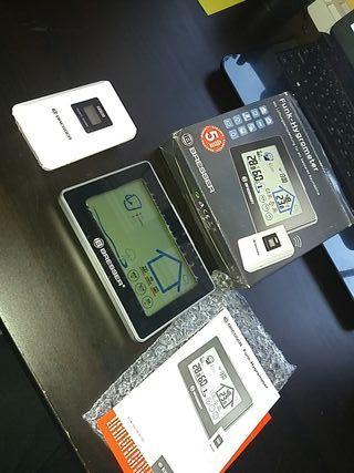 Higrómetro digital