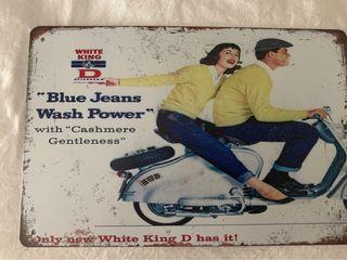 Publicidad retro de Jeans