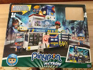 Pinypon Action comisaría de policia