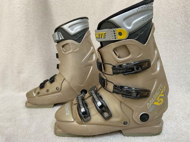 Botas de esquí para mujer