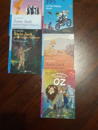 libros en inglés infantil