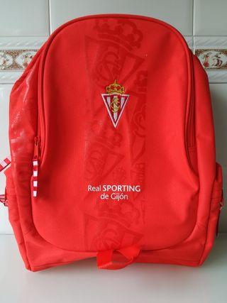 Mochila Sporting de Gijón Adaptable