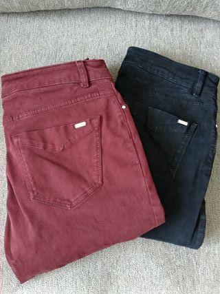 Pantalones Massimo Dutti