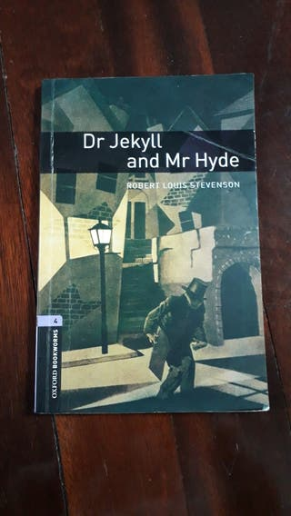 libro en inglés dr jekyll and mr hyde