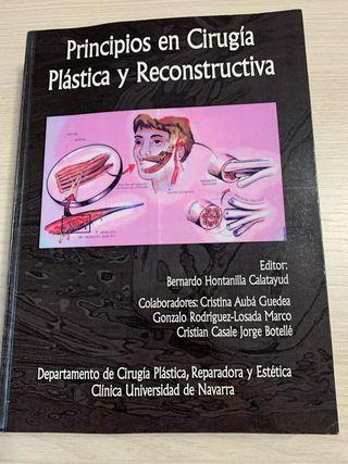 Libro Principios en Cirugia Plástica