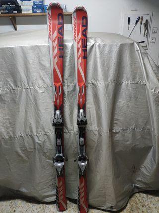 Esquís Head i300 167cms