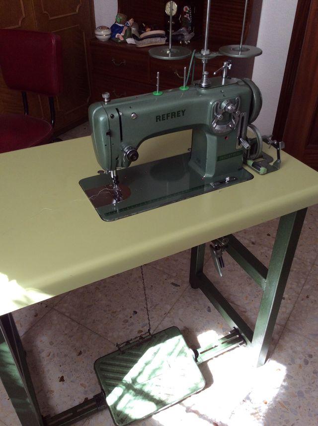 Máquina de coser Refrey 430 Industrial de segunda mano por