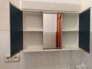Armario espejo de baño