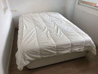 Cama Ikea 135x190 cm (con o sin colchón)