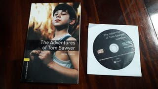 libro inglés the adventures of tom sawyer con cds