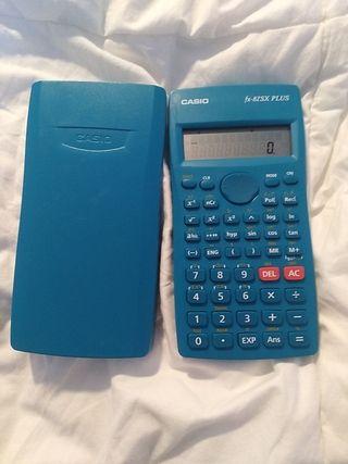 Calculadora Casio fx-82SX Plus
