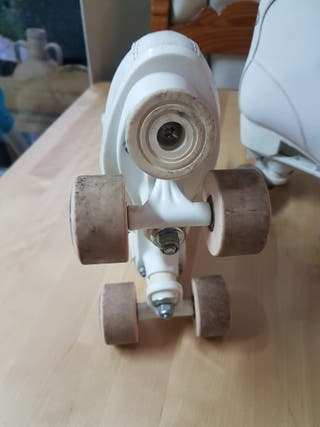 patines 4 ruedas talla 37