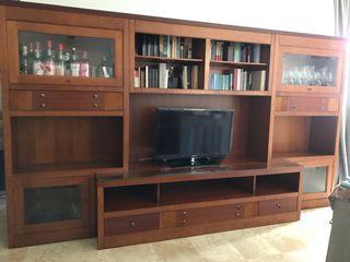 Mueble de televisión vendo por cambio de domicilio