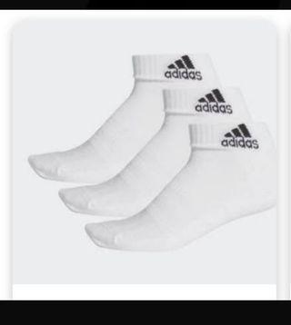 nuevos 3x5€ calcetín Adidas