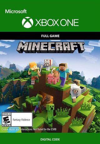 Minecraft Xbox one PC
