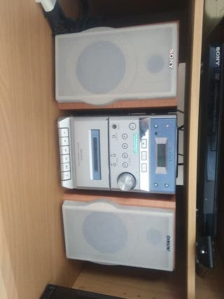 minicadena radio musica reproductor