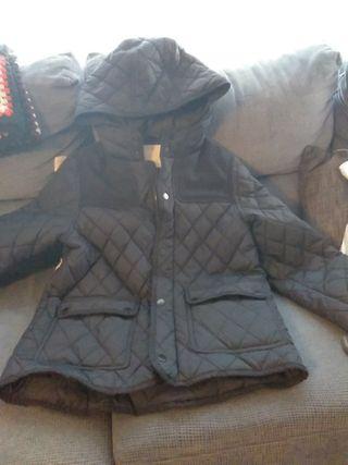 abrigo Zara talla 13/14 164cm