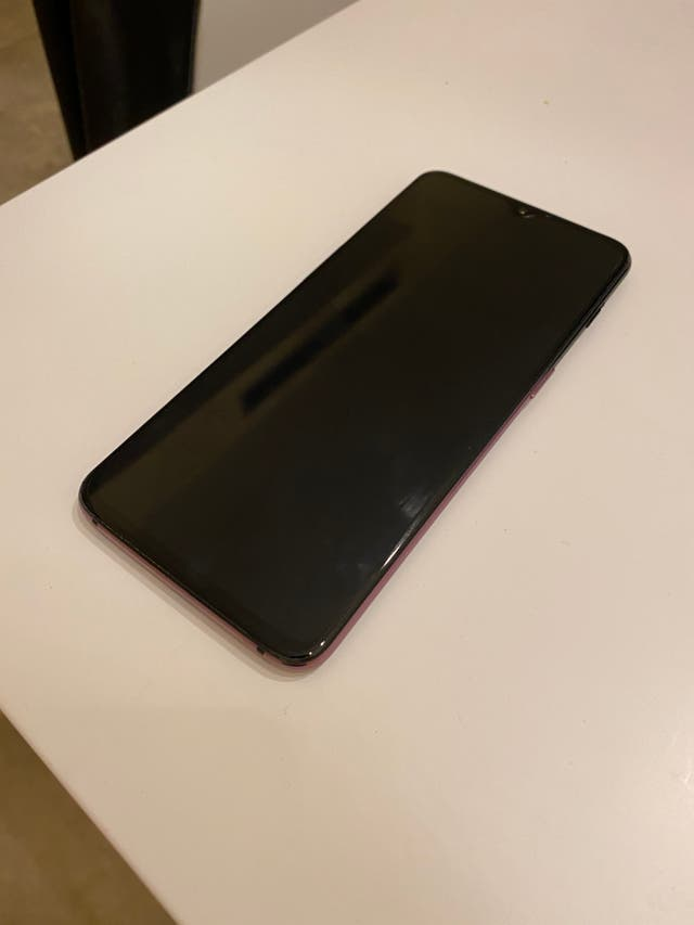 OnePlus 6t limited edition thunder purple 128 gb