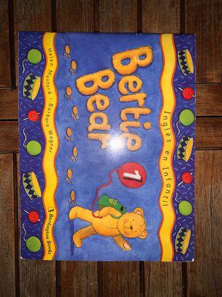 Libro Bertie Bear inglés infantil 1