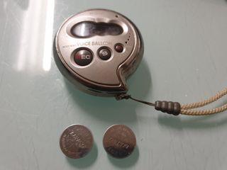 grabadora voz sony voice ballon icd-v21s
