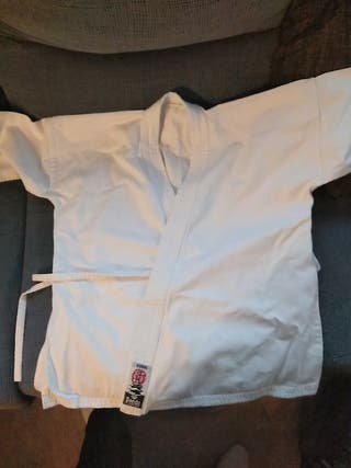 chaqueta karate niño
