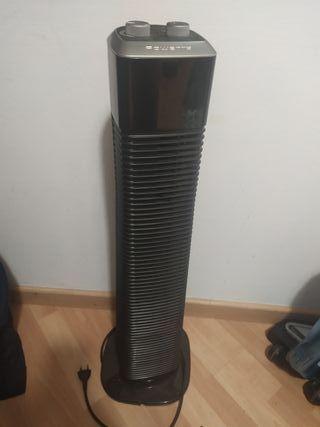 ventilador torre de la marca rowenta