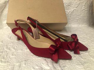 Zapatos de Uterqüe