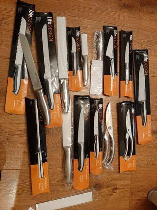 Juegos de Cuchillos completo