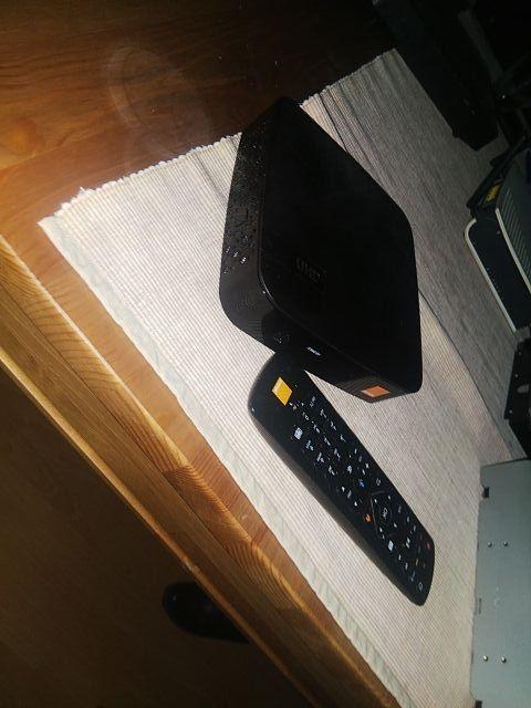 decodificador HD Orange