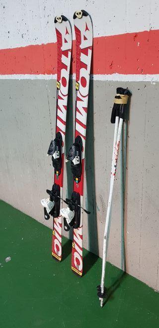 Tablas esquí Atomic 130 cm