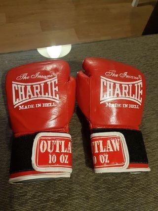 guantes boxeo Charlie 10 onzas
