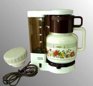 Cafetera de filtro Vintage