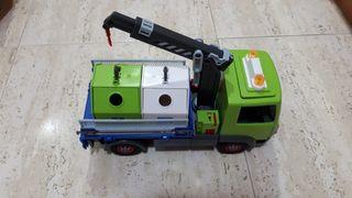 Camión contenedores Playmobil