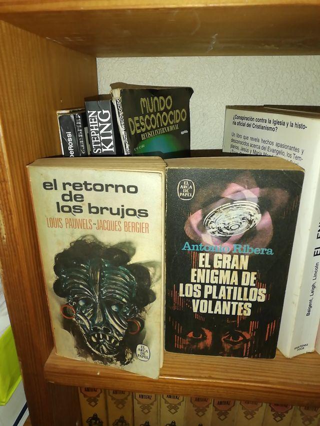"""Libros """"Cuarto milenio"""" :ovnis, parapsicología... de ..."""