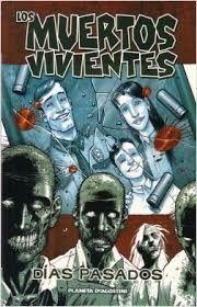 Comics Los Muertos Vivientes del 1 al 16