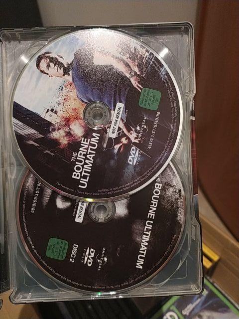 El Ultimátum de Bourne Steelbook